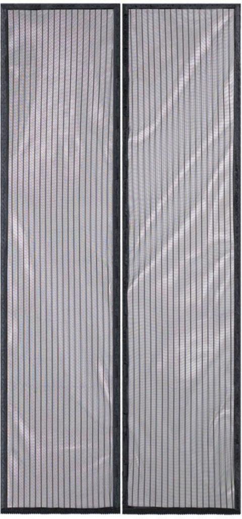Moskitiera Na Drzwi Z Magnesami Magic Mesh 205cm Iko